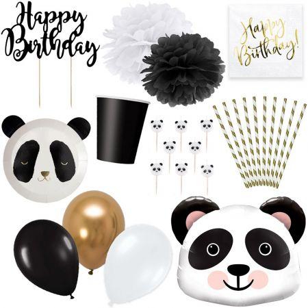 Box anniversaire panda