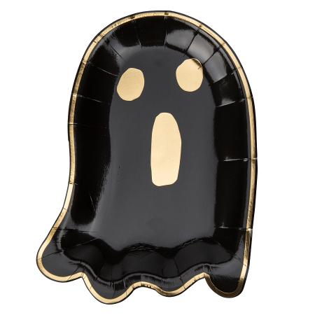 """8 assiettes """"fantôme..."""