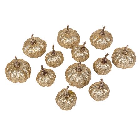12 minis citrouilles à...