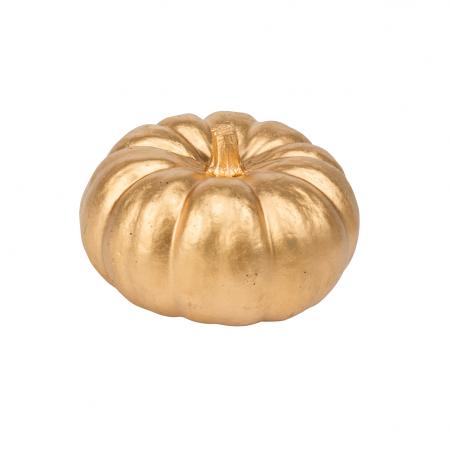 Citrouille dorée -  9 cm