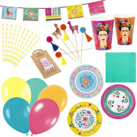 Box anniversaire Viva latina