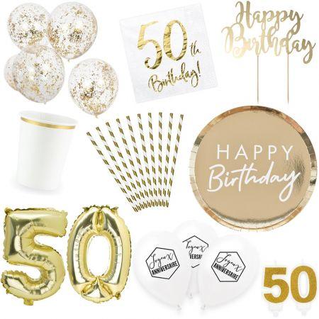 Box anniversaire 50 ans
