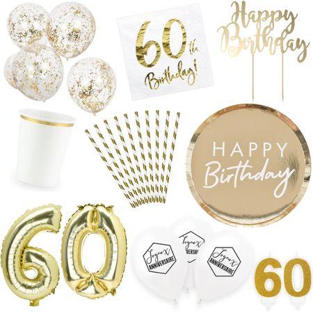 Box anniversaire 60 ans