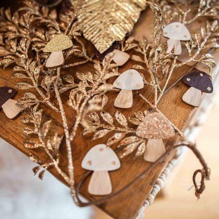 6 champignons adhésifs en...