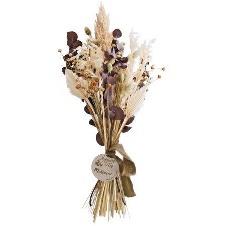 Bouquet de fleurs séchées...
