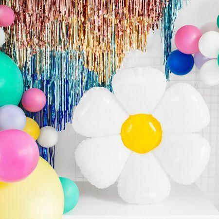 """Ballon mylar """"fleur"""" - 75 cm"""