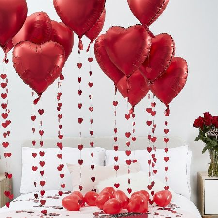 "Kit de décorations ""amour"""