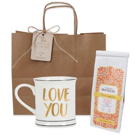 Sachet personnalisable mug...