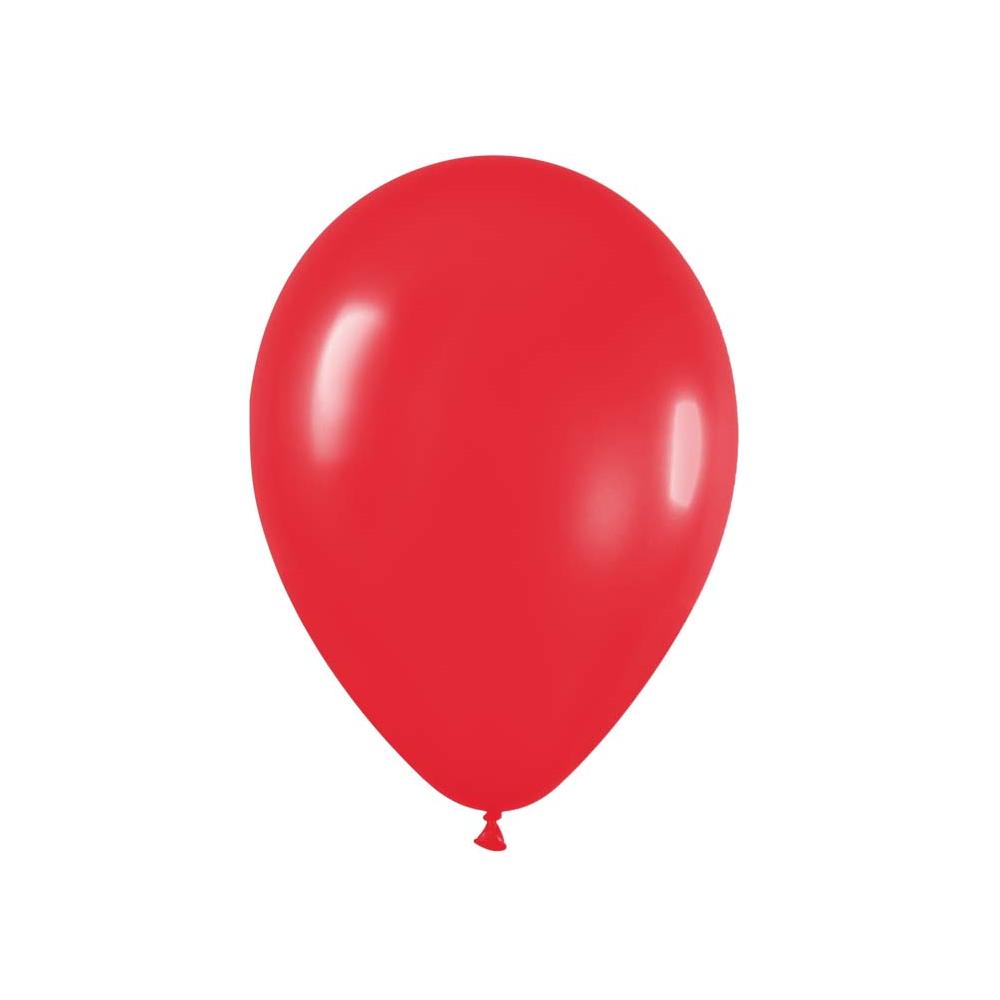 Ballon rouge -  28 cm