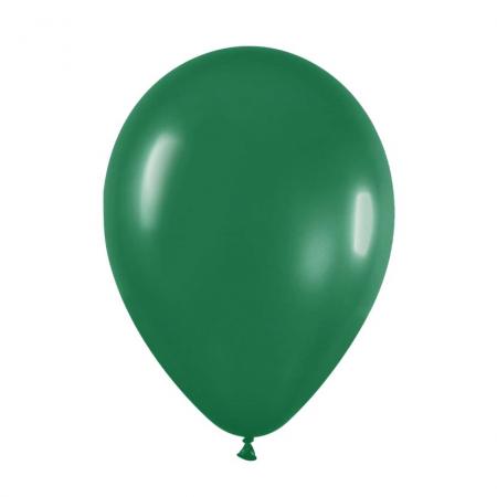 Ballon vert -  28 cm