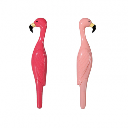 Lot de 2 stylos flamingo