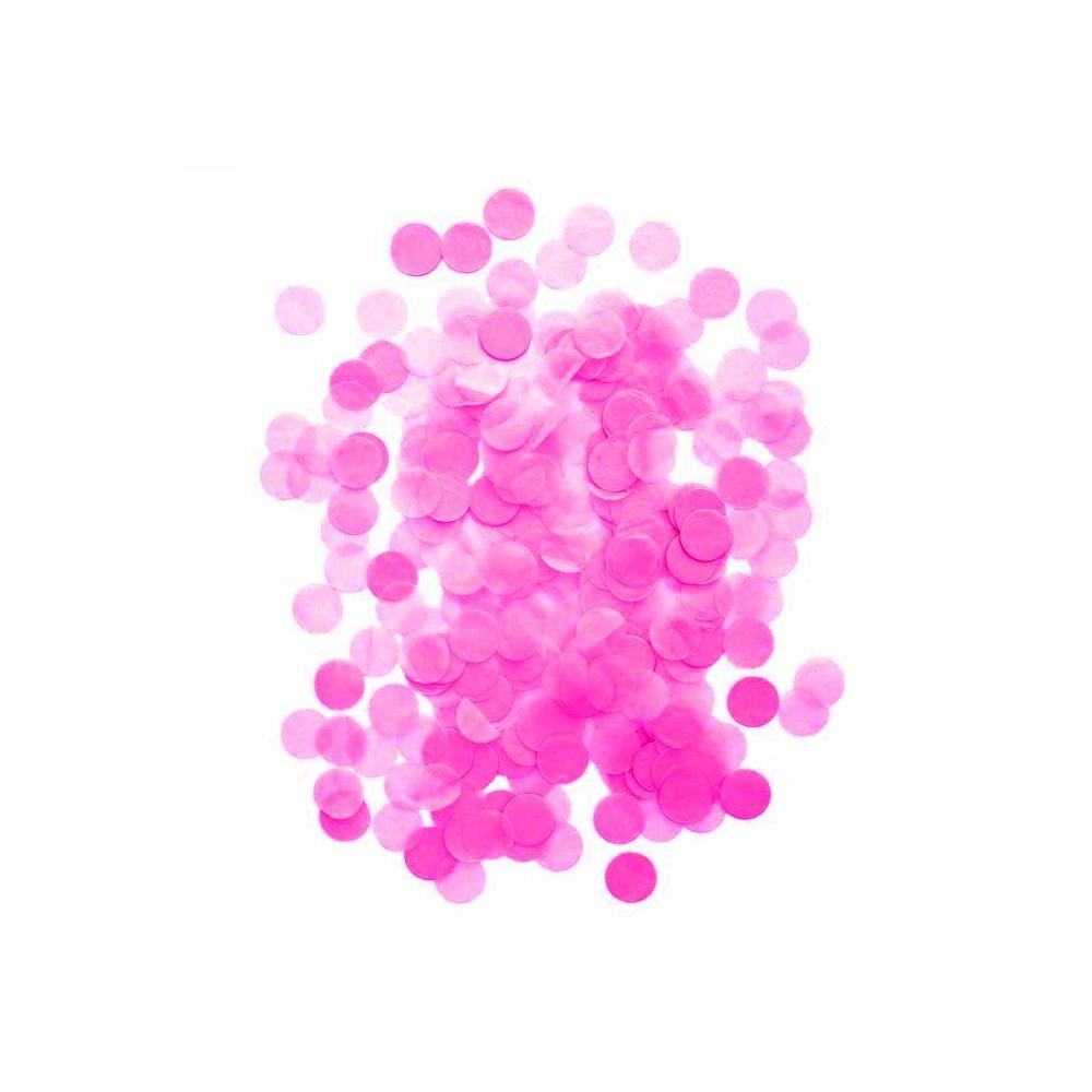 20g confettis fushia