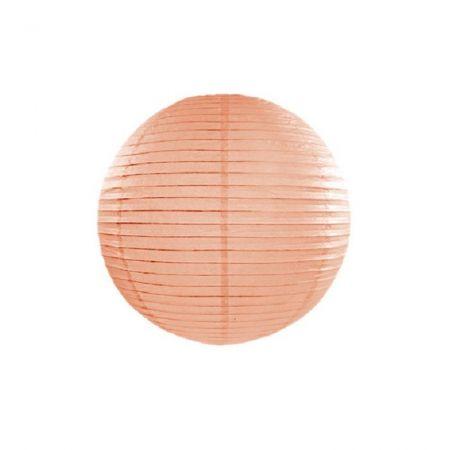 Lampion peche - 25 cm