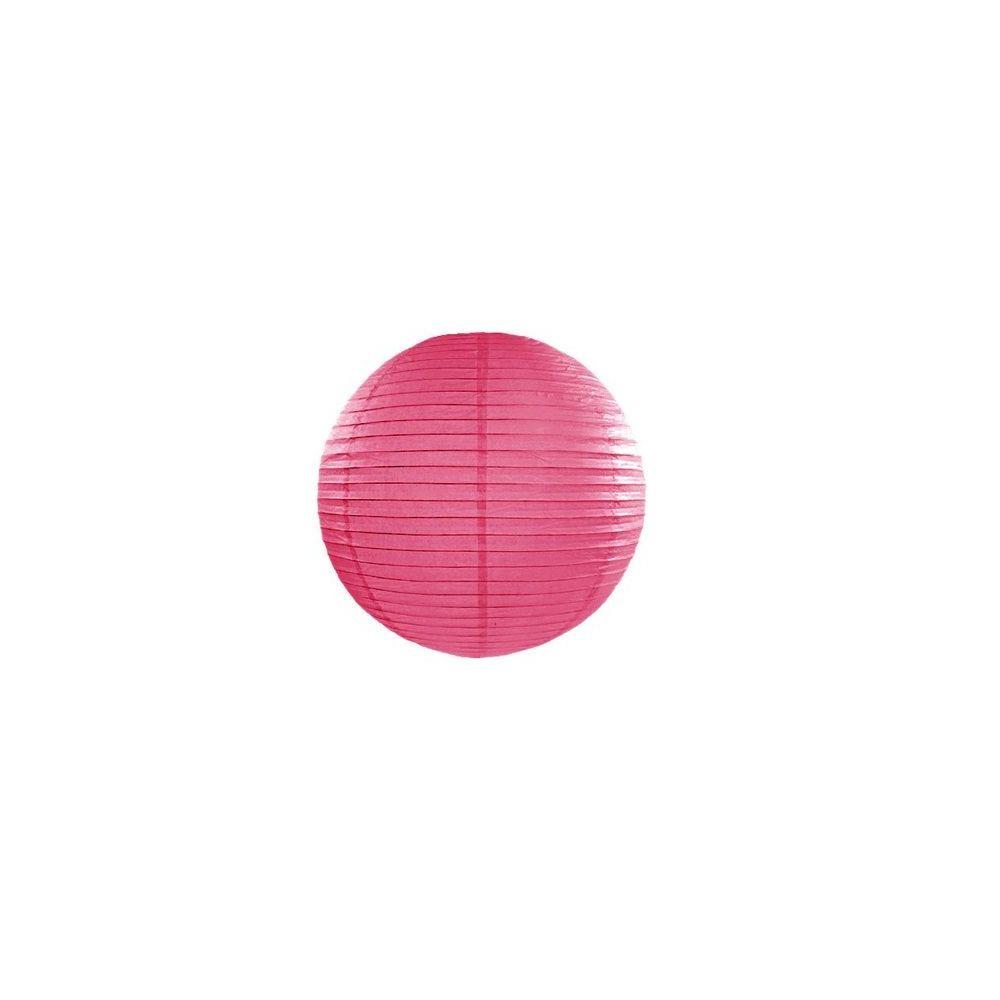 Lampion fushia - 25 cm