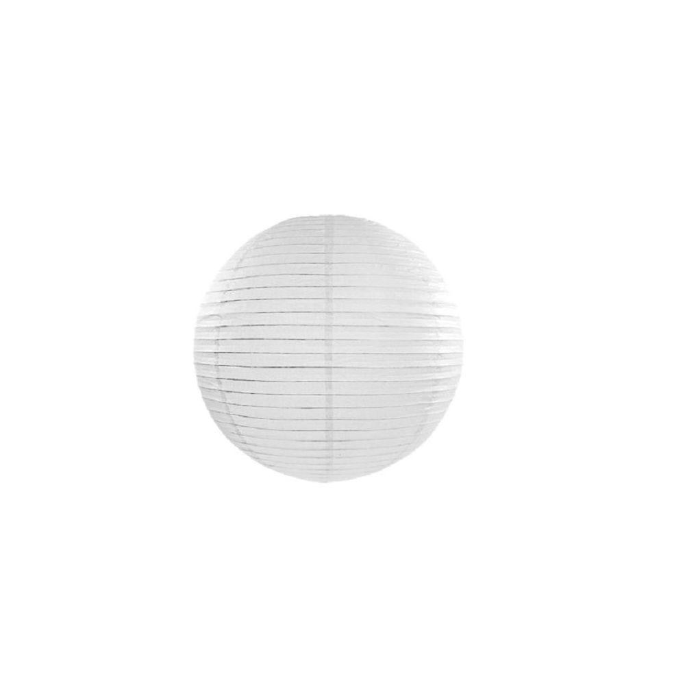 Lampion blanc - 25 cm