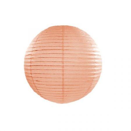 Lampion peche- 35 cm