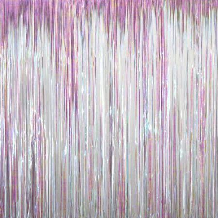 2m rideau glitter