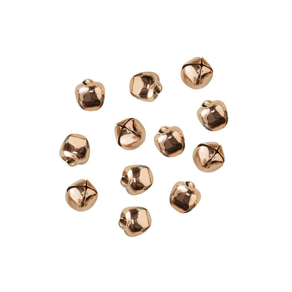 50 grelots cuivre