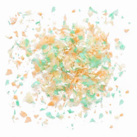 50 g confettis menthe