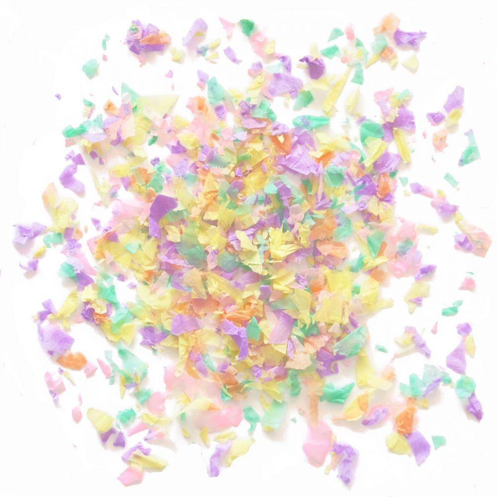 20 g confettis pastel