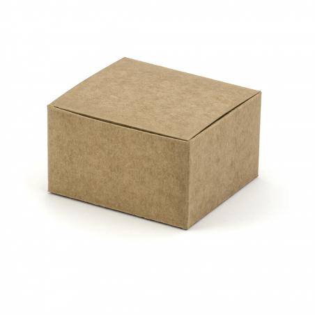 10 boîtes kraft