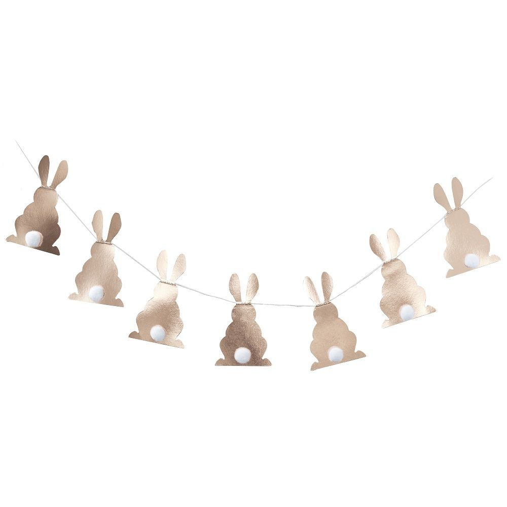 "Guirlande ""Mon petit lapin"""