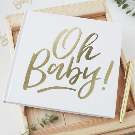 "Livre d'or ""oh baby !"""