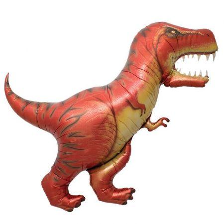 "Ballon ""Dinosaure tyrannosaure"" - 115 cm"