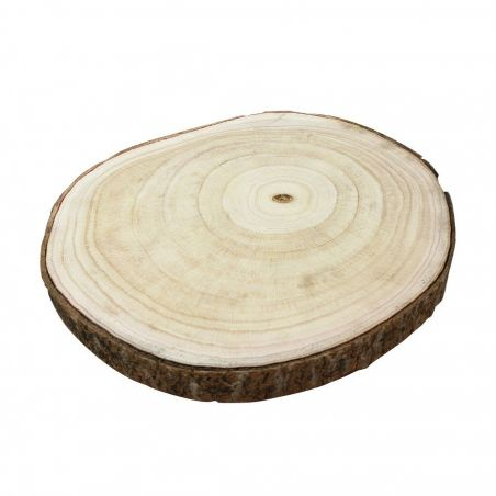 Grand rondin de bois - 26/34 cm