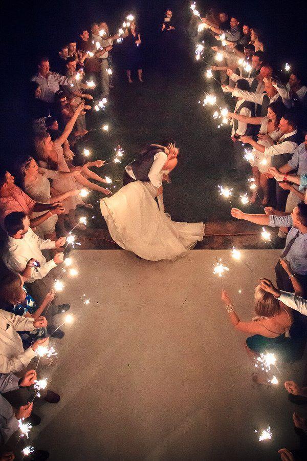 etincelles mariage ceremonie