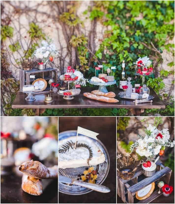 Idee Buffet Mariage.Le Bar A Fromages Idee De Buffet Pour Votre Mariage