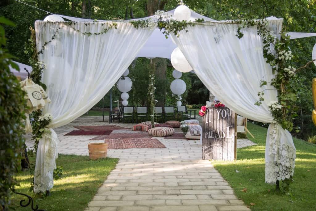le mariage de morgane et vincent save the deco. Black Bedroom Furniture Sets. Home Design Ideas