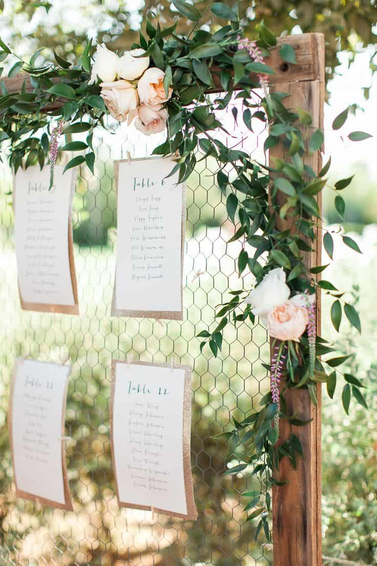 Mariage une d co rustique chic save the deco for Photo comment ideas