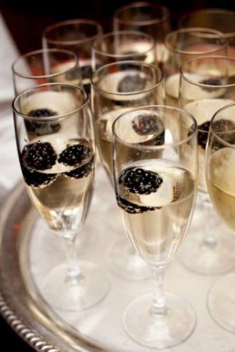 champagne halloween