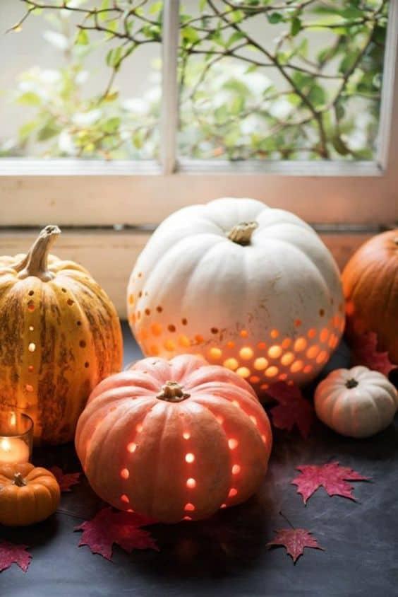Une fête d'Halloween chic et tendance