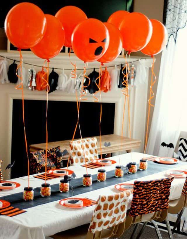une halloween party pour les petits save the deco. Black Bedroom Furniture Sets. Home Design Ideas