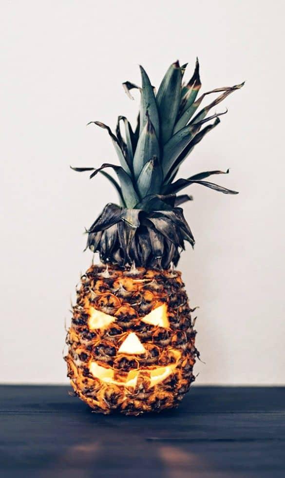 halloween ananas