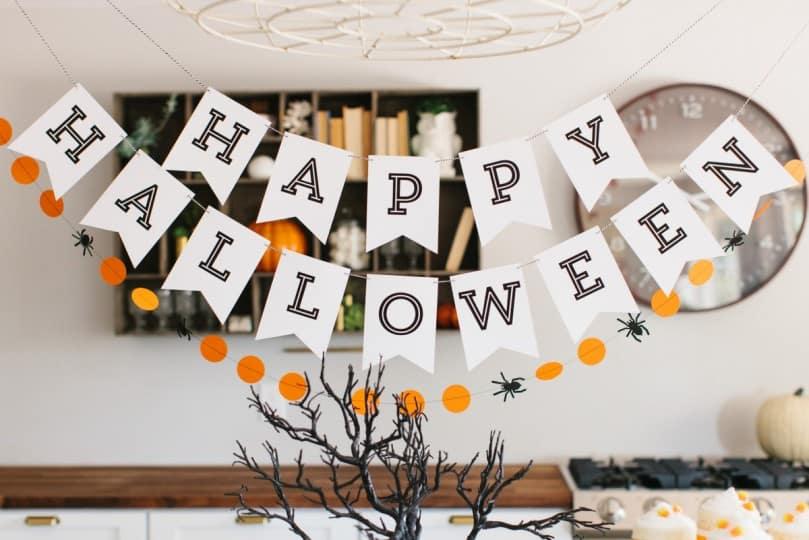 Une Halloween Party pour les petits
