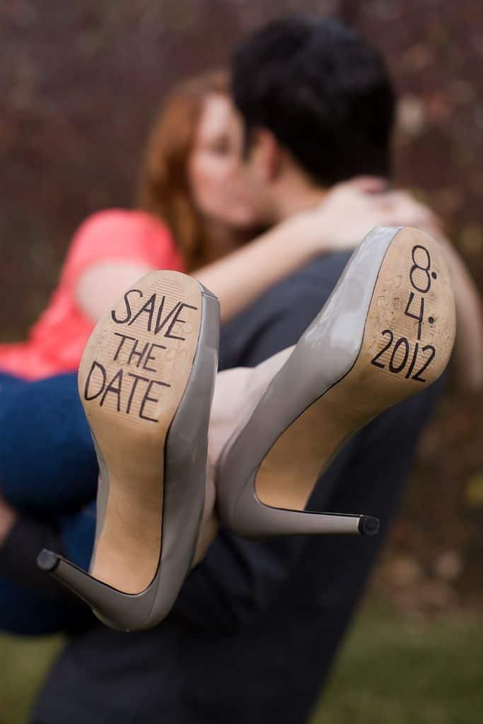 des id u00e9es pour un save the date original