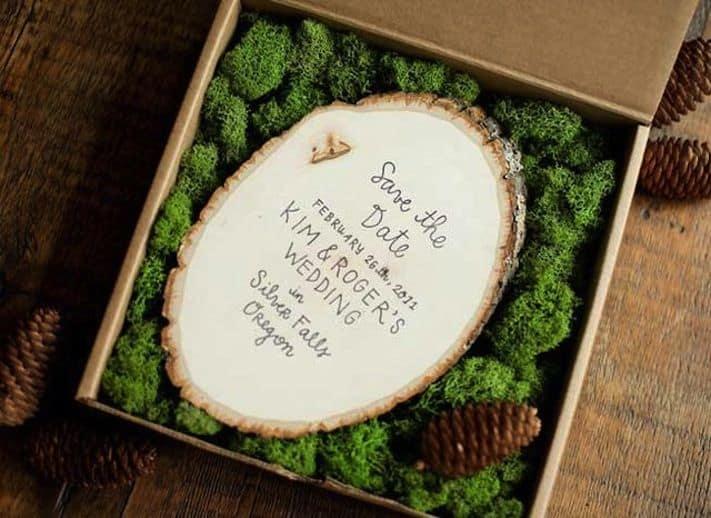 Des Id 233 Es Pour Un Save The Date Original Save The Deco