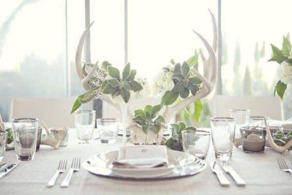 deco de table norvegien mariage
