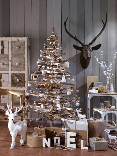 Un Noël complètement Wood!!