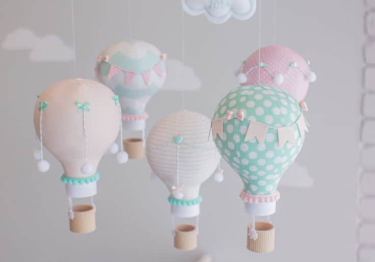 Du pastel pour ma baby shower save the deco - Idee baby shower ...