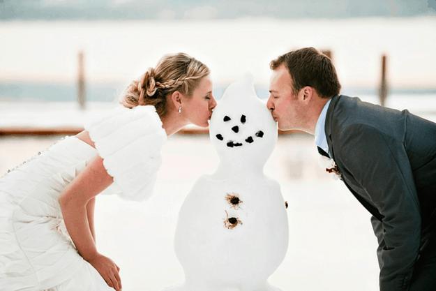 Winter Wedding : quelques idées de déco pour votre mariage d'hiver!