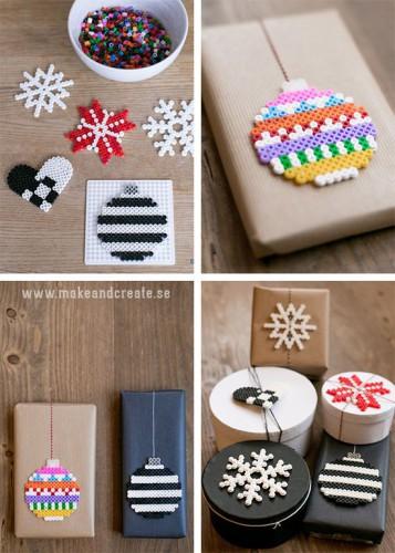 idée emabllage noel cadeau