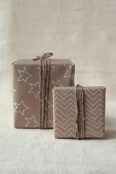 id e diy des emballages cadeaux uniques et originaux save the deco. Black Bedroom Furniture Sets. Home Design Ideas