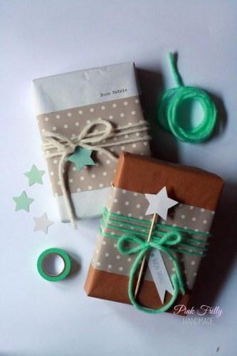 paquet cadeau noel idée