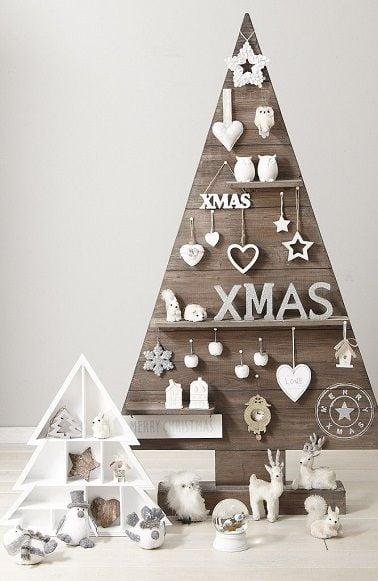 Déco de Noël : des idées pour un sapin original