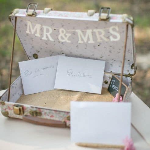 valise mariage
