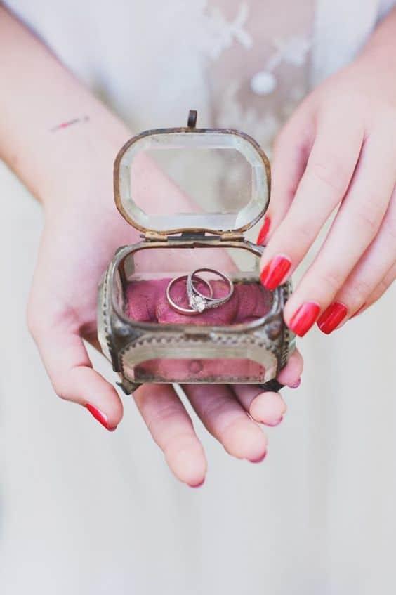 Inspiration : Un mariage vintage et romantique